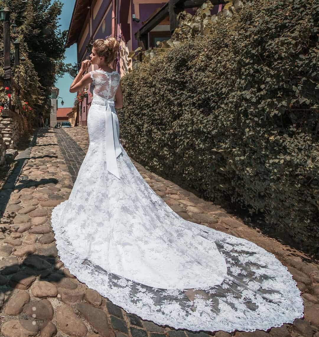 Wedding dresses UAE